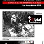 """2 dies trial clàssic Costa Brava 2012"""