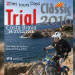 """""""2 dies de Trial Clàssic Costa Brava 2016. </br>(26 i 27 de novembre)"""""""