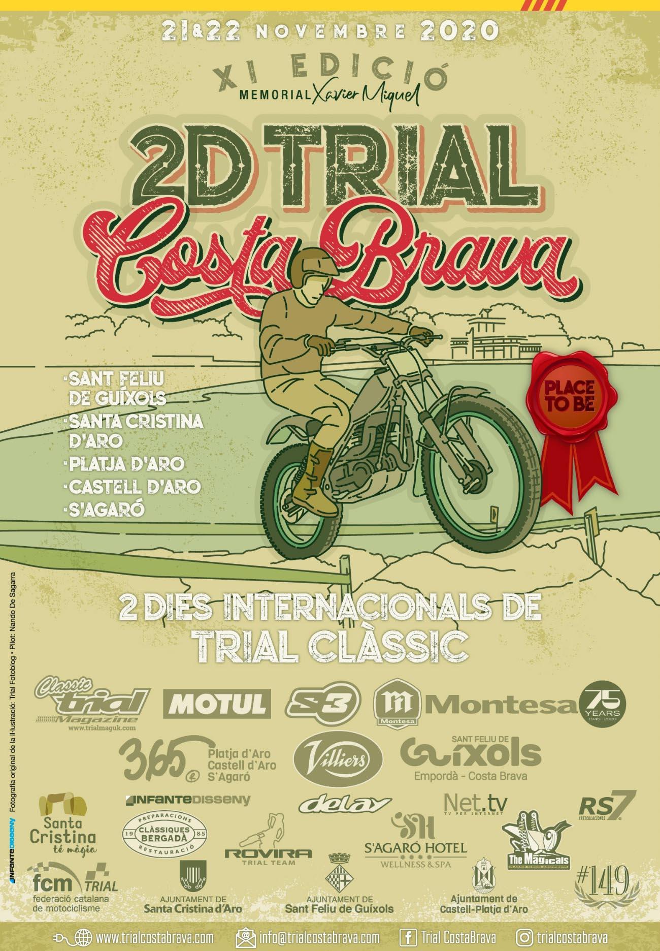 2d trial Costa Brava 2020